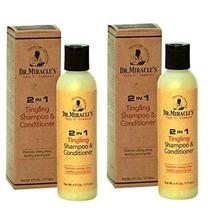 Shampoo Dr. El Milagro De \feel It\ Fórmula Hormigueo 2 En