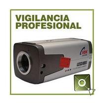 Camara Profesional Sharp 420tvl 1/3 Ccd 0.5lux