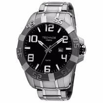 Relógio Masculino Technos 2315aaz/1p Classic Legacy 10 Atm