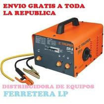 Maquina De Soldar Eléctrica Corriente Alt.225 A Envio Gratis