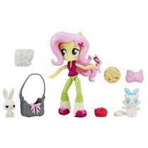 My Little Pony Equestria Girls Mini Fluttershy E Pet