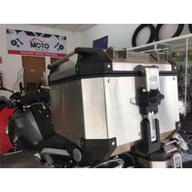 Bmw F650,f700,f800 Gs Topcase Kit Kappa Aluminio 42lts