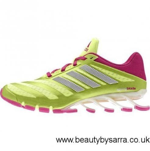 premium selection 9b8ba 1cdb6 Tenis adidas Springblade Ignite Running Mujer No. D69801 -   1,700.00 en  Mercado Libre