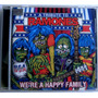 A Tribute To Ramones, We Are A Happy Family. Cd.