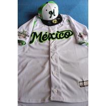 Jersey Mexico Venados Mazatlan Campeon Serie Del Caribe 2016