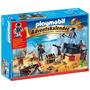 Playmobil Calendario De Navidad Isla Del Tesoro Art. 6625