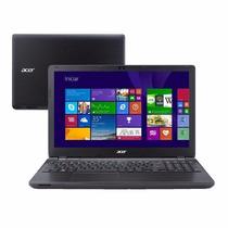 Notebook Acer Aspire E5-571-5474 Intel Core I5-4210u 6gb 1tb