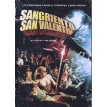 Sangriento San Valentin, Pelicula En Dvd