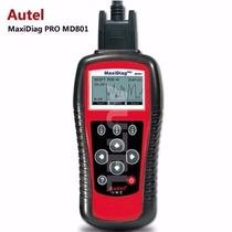 Autel Md801 Diagnostica Motor Transmision Abs Y Air Bag Sp0
