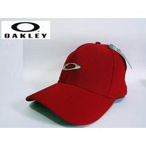Boné Oakley Brand Vermelho Importado