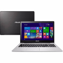 Notebook Asus Vivobook S550ca Core I5 8gb 1tb Tela 15 Touch