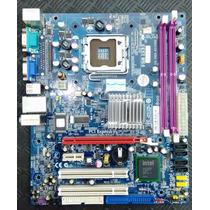 Placa Mãe Lga 775 Ddr2 G31t-m7 Intel G31 Fsb 1333