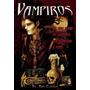 Livro Vampiros - Um Guia Sobre As Criaturas Que Espreitam À