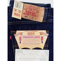 Jeans Levis 501/505/565 Made In Usa 100% Calidad Garantizada