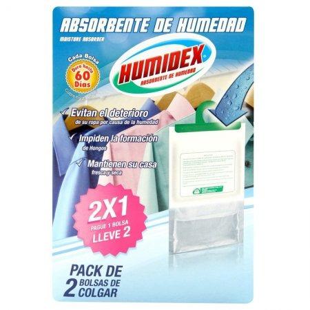 b1a12e4c9 Absorbente Humedad Humidex Blanco - $ 33.530 en Mercado Libre