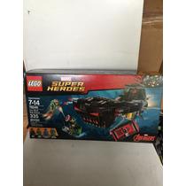 Lego Súper Héroes Iron Skull Sub Attack 76048