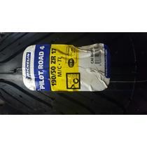 Pneu Moto 190/50 Zr17 Michelin Pilot Road 4 Cbr-srad-bmw