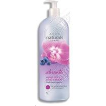 Naturals Orquidea E Blueberry Loção 1l - Avon