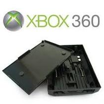 Carcasa Gabinete Par Disco Duro Xbox 360 Slim Y E De 320gb