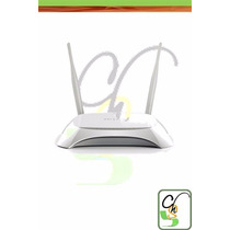 Router Tp-link Tl-mr3420 Inalámbrico N 3g/4g Redes Charome