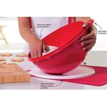 Vasilha Maxi Criativa Vermelha 7,8 Lts Tupperware * Tapoer