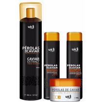Widi Care Pérolas De Caviar Gloss Progressiva Com Manuten...
