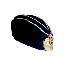 Gorra Pilotka Oficial De Marina De Ruso Talla 59