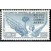 México, Monumento A La Independencia 50c 1958