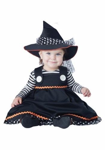 Disfraz De Bruja Para Bebes Envio Gratis 4 180000 En Mercado Libre - Disfraz-de-bruja-para-bebe