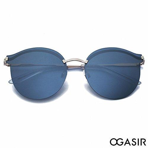 cbf0525700 Ogasir Nuevo Estilo Polarizadas Anteojos De Sol Marco Oculto - $ 32.990 en  Mercado Libre