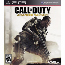 Cod Aw Call Of Duty Advanced Warfare Ps3 Psn