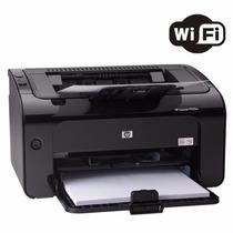 Impressora Hp Pro Laserjet 1102w Wireless 110v Toner Sem Fio