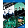 Blu-ray The Matrix Collection / Incluye 4 Films