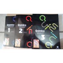 3 Volumes - Química Ensino Médio - Livro Do Professor 2014