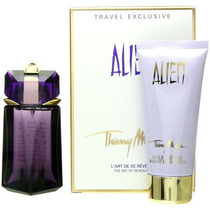 Kit Alien Thierry Mugler E.d.p. 60ml+body 100ml-original