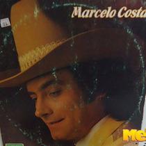 Marcelo Costa 1989 St Lp Baile Da Pesada Velha Estrada