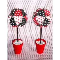 Topiarios / Souvenirs / Centros De Mesa / Mickey / Fiestas