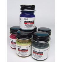Tinta Model Master Acryl 14,7ml Cores Disponivel Descrição
