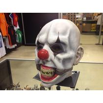 Mascara Latex Terror Palhaço Assassino Macabro