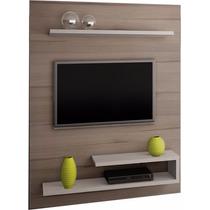 Painel Home Suspenso Rack Tv Led Lcd Moderno Alto Até 50 Po