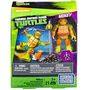 Juguete Mega Bloks Teenange Mutant Ninja Turtles Mikey Faro