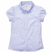 Camisa Oshkosh Para Niña, Talla 4 Años