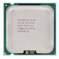 Kit 2 Processador Intel 775 Dual Core E5700 3.0ghz 2m Novo