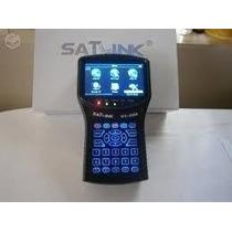 Localizador De Satelite Satlink Ws-6960 Hd Dvb S2 Original
