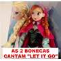 2 Bonecas Frozen Elsa E Ana Musical Cantam Let It Go<br><strong class='ch-price reputation-tooltip-price'>R$ 41<sup>44</sup></strong>