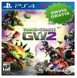 Plants Vs Zombies Gw 2 Y Otros Juegos Ps4 Con Envio Gratis