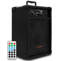 Caixa Amplificada Multiuso Hayonik Player 400 Usb 60w Rms