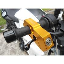 Trava Manete Moto Anti Furto P/guidão - Tecklock