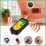 Detector Identificador Cameras Escutas Wireless Anti Grampo