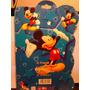 Mickey Mouse Cartuchera Escolar Lápiz Sacapuntas Borra Pega